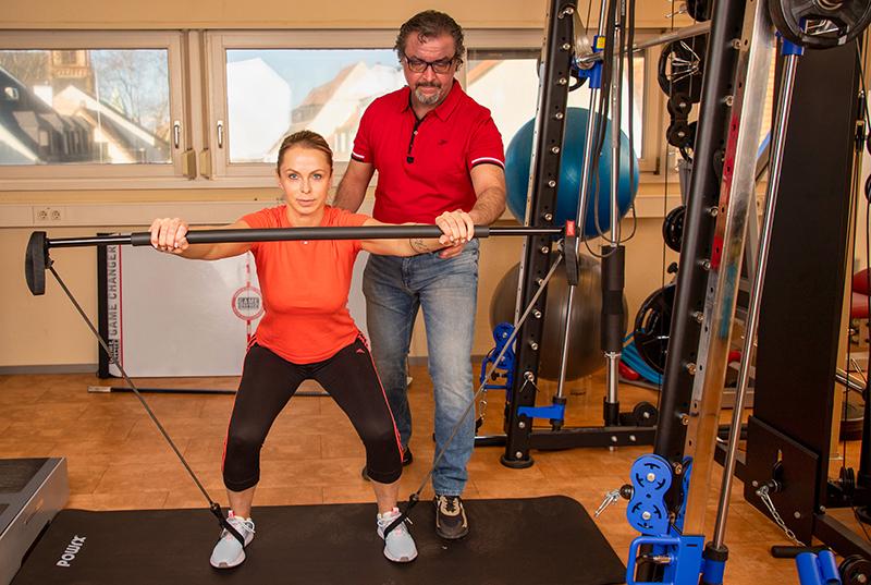 Sabi's Physio Profis Personal Training